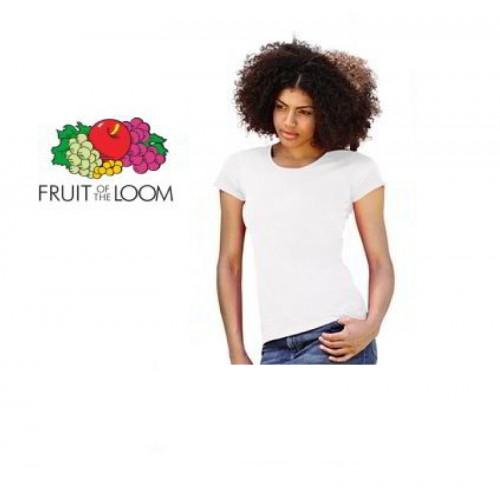T-Shirt Femme Blanc