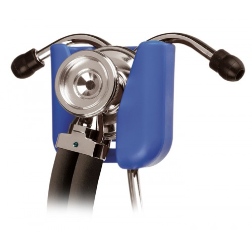 Hip Clip Stéthoscope Support Bleu