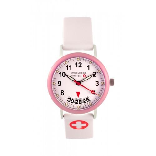 Montre Bracelet Swiss Medical Femme Rose