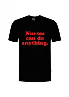T-Shirt Nurses Can Do Anything Noir