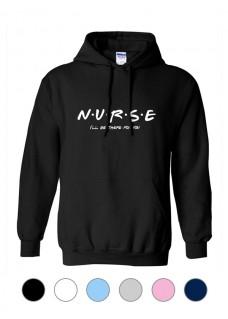 Hoodie Gildan Nurse For You