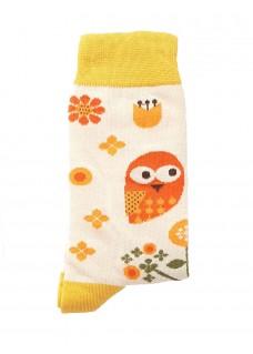 Chaussettes Happy Hibou pour Femme