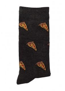 Chaussettes Happy Pizza pour Femme