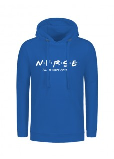 Hoodie Nurse For You Bleu