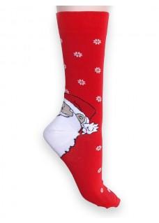 Chaussettes Happy Noël pour Femme