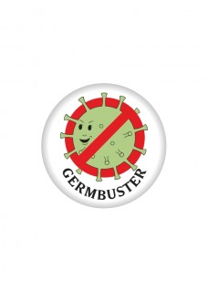 Badge Germbuster