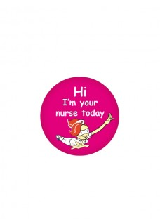 Badge Your Nurse Today