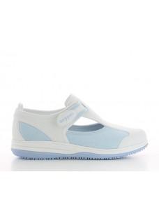 Oxypas Candy Blanc/Bleu