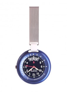 Montre Swiss Medical Professional Line Bleu Acier L.E.