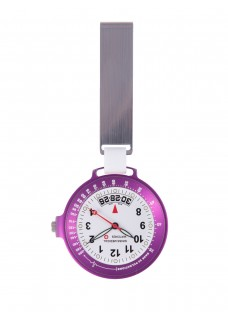 Montre Swiss Medical Care Line Violet