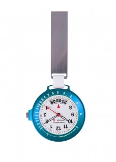 Montre Swiss Medical Care Line Bleu Clair