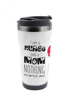 Mug Isotherme  Thermique Scare Mom