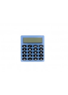 Mini Calculatrice Bleu