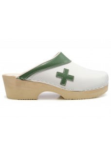 Tjoelup First Aid Blanc Med Vert
