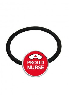 Élastique pour cheveux Proud Nurse