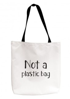 Sac Réutilisable Not Plastic