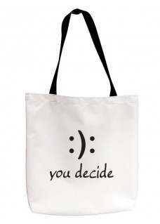 Sac Réutilisable You Decide