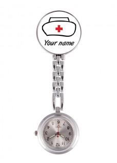 Montre Infirmière Casquette d'infirmière