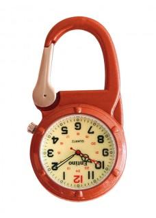 Montre Infirmière NOC451 Orange