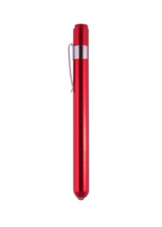 Lampe Stylo LED Rouge