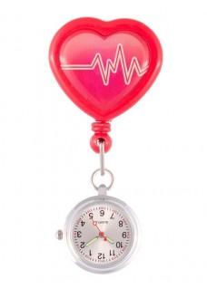 Montre Infirmière ECG Enrouleur