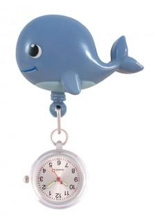 Montre Infirmière Baleine