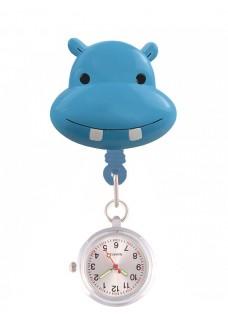 Montre Infirmière Hippopotame