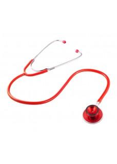 Stéthoscope Basique Super Rouge