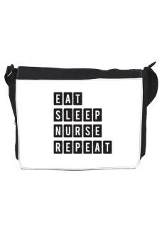 Sac Bandoulière Gros Eat Sleep Nurse Repeat