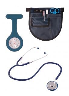 Budget Set d'Instruments Bleu Marine