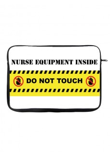 Trousse pour Stéthoscope Do Not Touch