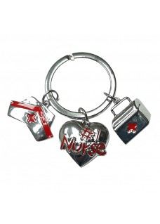 Porte-clés Symboles d'Infirmière