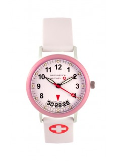 Montre Bracelet Swiss Medical Femme Rose
