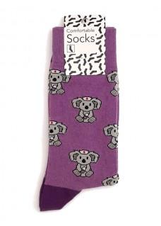 Chaussettes Happy Koala pour Femme