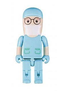 Clé USB Chirurgien Turquoise