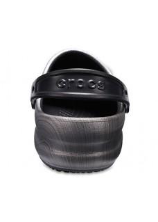 OUTLET size 41/42 Crocs Bistro Metallic Silver 4142