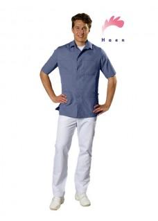 Haen Tunique Karel Bleu