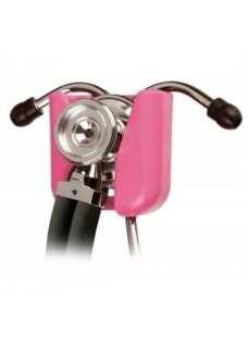 Hip Clip Stéthoscope Support Rose