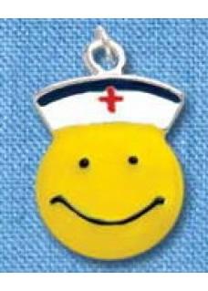 Pendentif Happy Infirmière