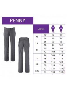 Haen Pantalon pur femmes Penny