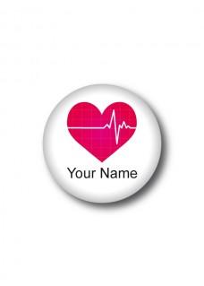Badge EKG