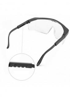 Lunettes de protection Hospitrix Noir 12 Pièces
