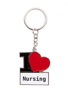 Porte-Clés I Love Nursing