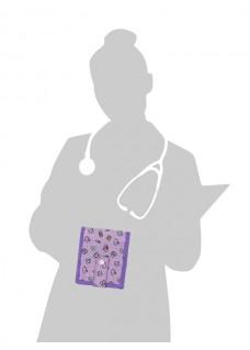 Elite Bags KEEN'S Organisateur Symboles Violet + contenu GRATUIT