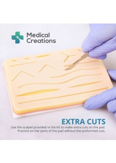 Kit de Pratique de Suture Medical Creations