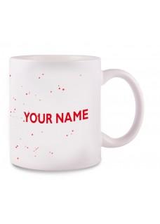 Tasse Student Nurse avec Nom Imprimé