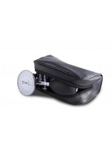 Tensiomètre Tube Double One-Handed avec Etui Noir Argent