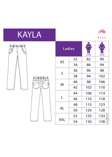 Haen Pantalon Kayla