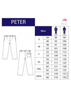 Haen Pantalon Peter
