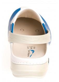 NursingCare Wash&Go WG2 Bleu Clair / Blanc